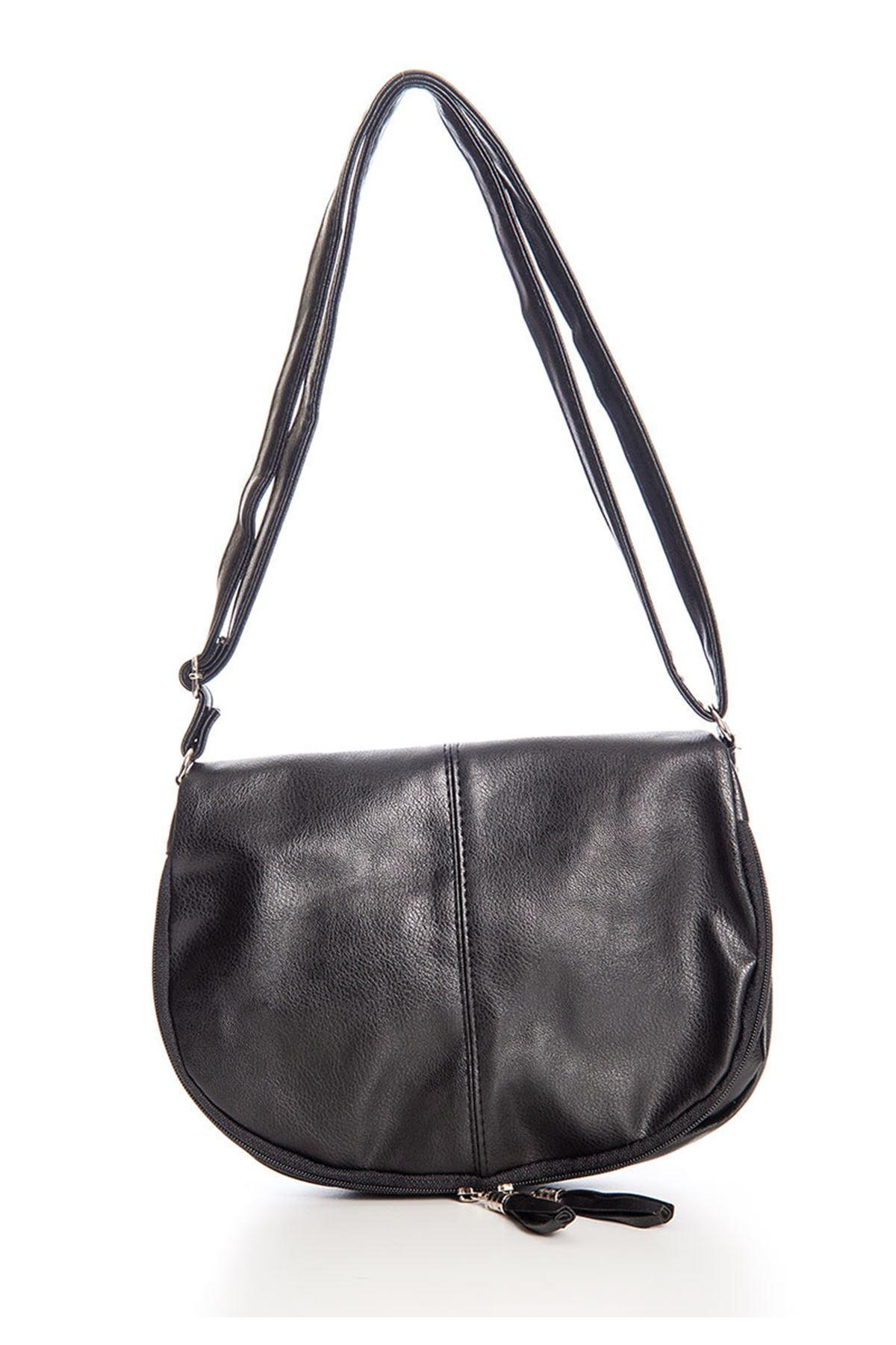 Siyah Kadın Çanta 16C 122607