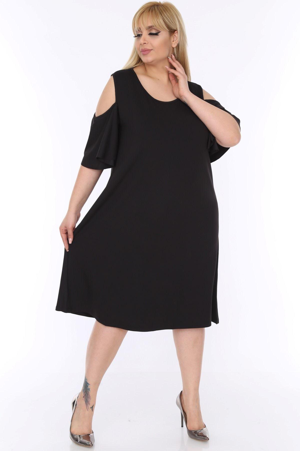 Kloş Kesim Elbise 1C-0295