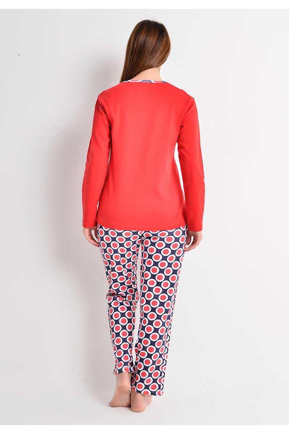 Kırmızı Pijama 14B-100175