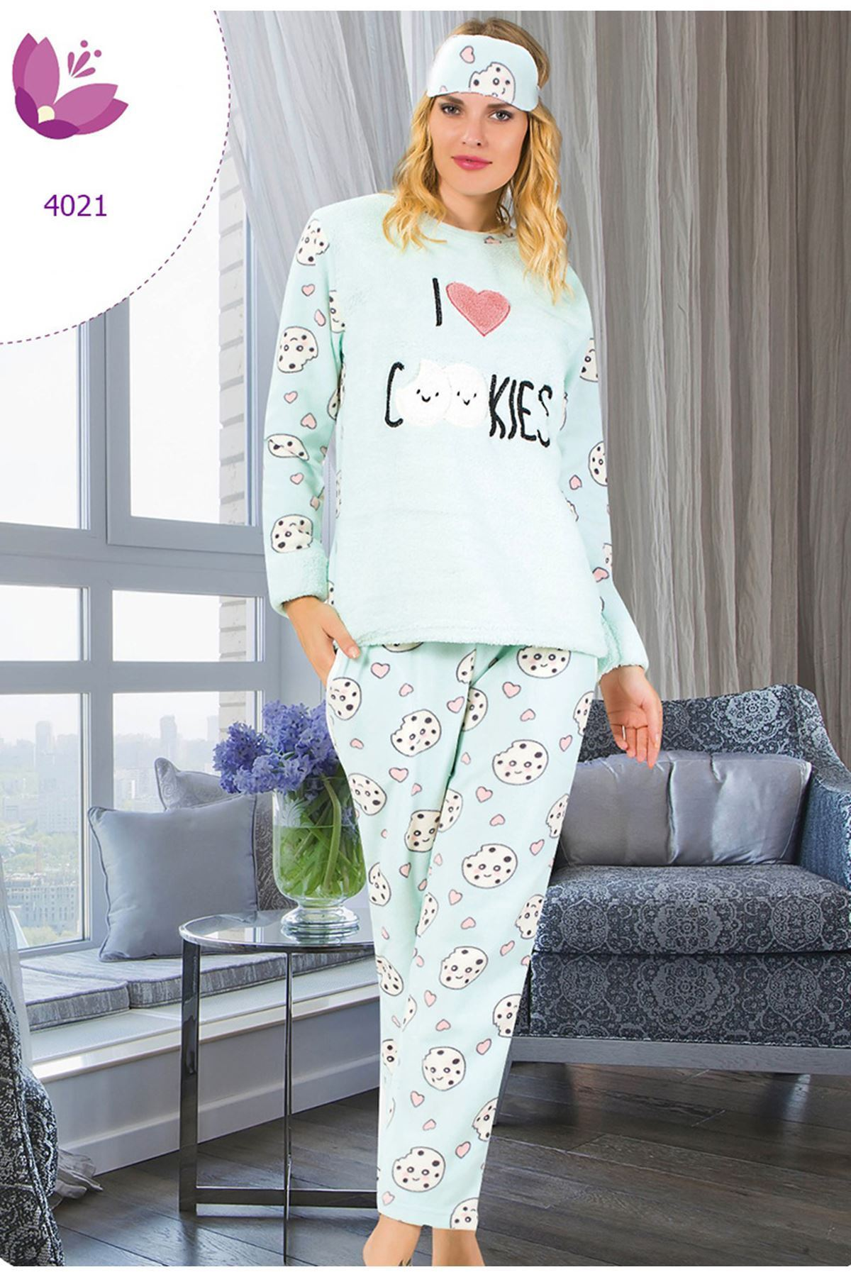 Cepli Welsoft Pijama 14D-4021